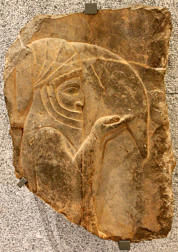 Persian Persepolis Banquet Dish Bearer C 521 465 Bce Flickr