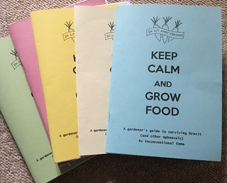 Keep Calm and Grow Food zine | by Fluffymuppet