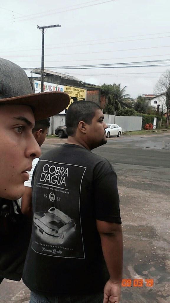 Fernando Cardoso Coelho Thiago Moura Danilo Benaion Amapá Macapá