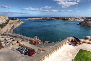Valletta port | by Siuloon