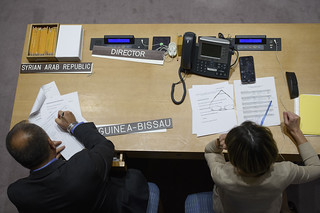 Security Council Considers Situation in Guinea-Bissau | by United Nations Photo