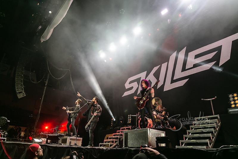 Skillet | 2019.03.15