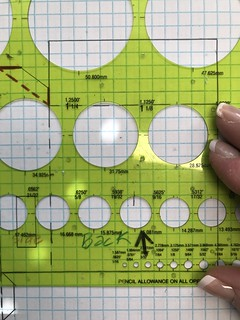 how to draw a putz pattern | by christmasnotebook