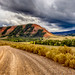 Wyoming Red Hills by Marvin Bredel