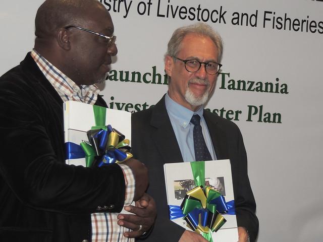 Tanzania livestock master plan launch