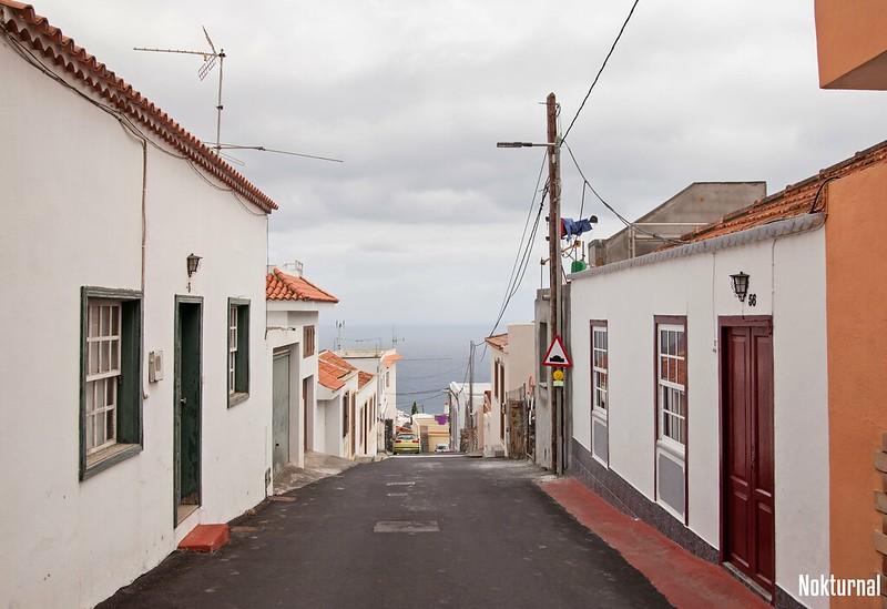 Santa Cruz de la Palma par les hauteurs