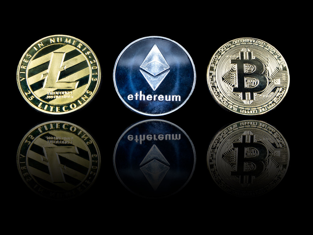 Cryptocurrencies | An image of some of the most popular cryp… | Flickr