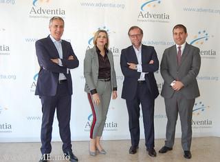 Directivos de Globalia visitan la Escuela de Pilotos Adventia | by Agencia PYME.info