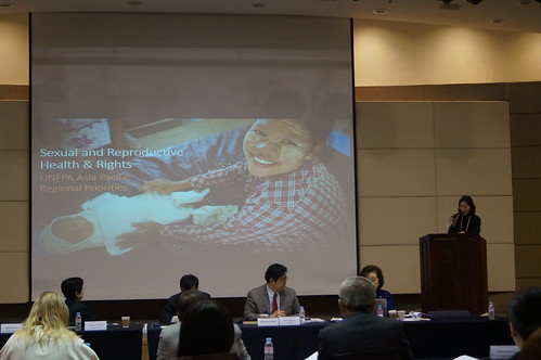 Workshop on Improving Access to Universal Health Coverage   by ADB Institute