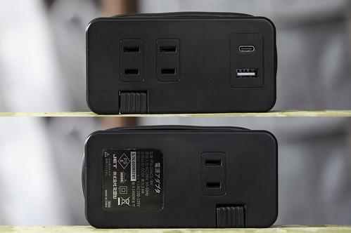 モバイル USB-ACタップ ミヨシ IPA-24AC3_06