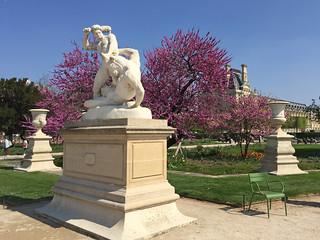 Jardin des Tuileries   by diamond geezer