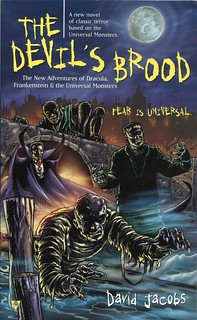 The Devil's Brood. The New Adventures of Dracula, Frankenstein & the Univelsal Monsters | by ciudad imaginaria