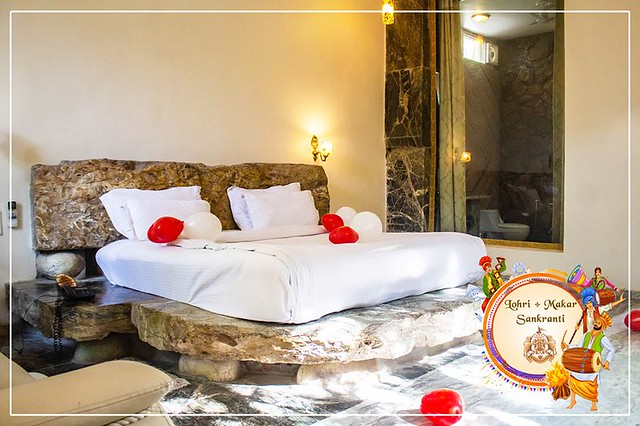 Luxury Room - Lohagarh Fort Resort