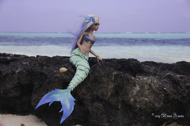Maldivian Mermaid