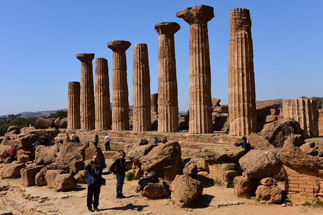Valle dei Templi, Agrigento, Sicily DSC_8854