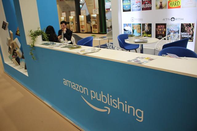Amazon Publishing - Foire du Livre de Londres 2019