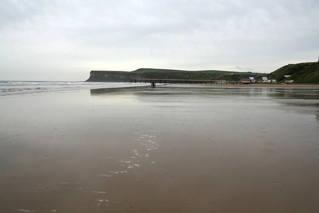 Saltburn-by-theSea looking south