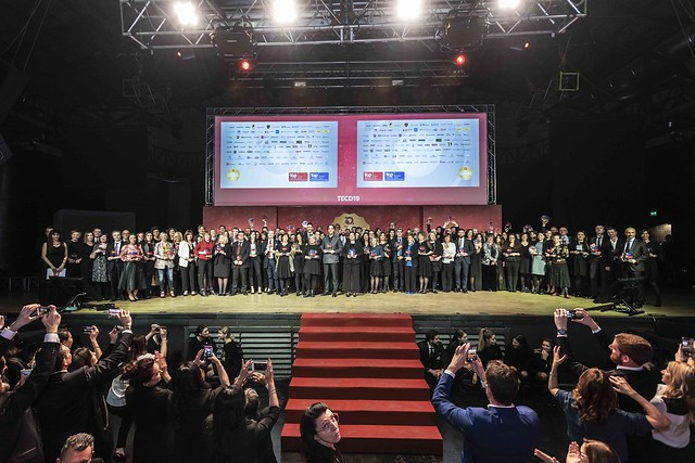 Top Employers Italy Certification Dinner 2019