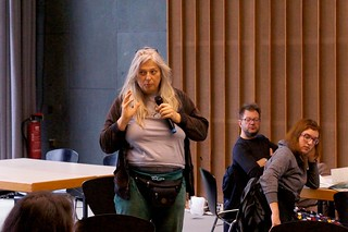 Thinking/Acting in Alliance @ Transmediale (Berlin)   by iMAL.org