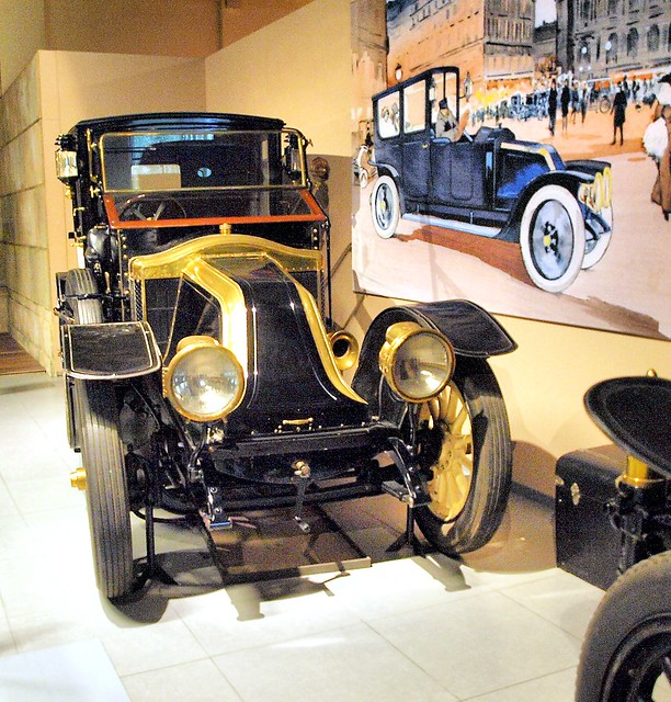 1913 Renault 22 /24CV