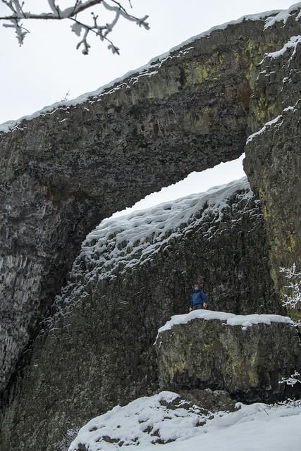 Catherine Creek Arch - Washington