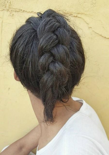 ضفائر الشعر  جديلة شعر  تسريحة شعر الضفائر  Braids hair  #hair #hairstyle #braids #style #stylish #longhair #braid #nice #nicehair