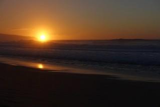 Sunset at 'Ehukai Beach Park | by Sean Munson