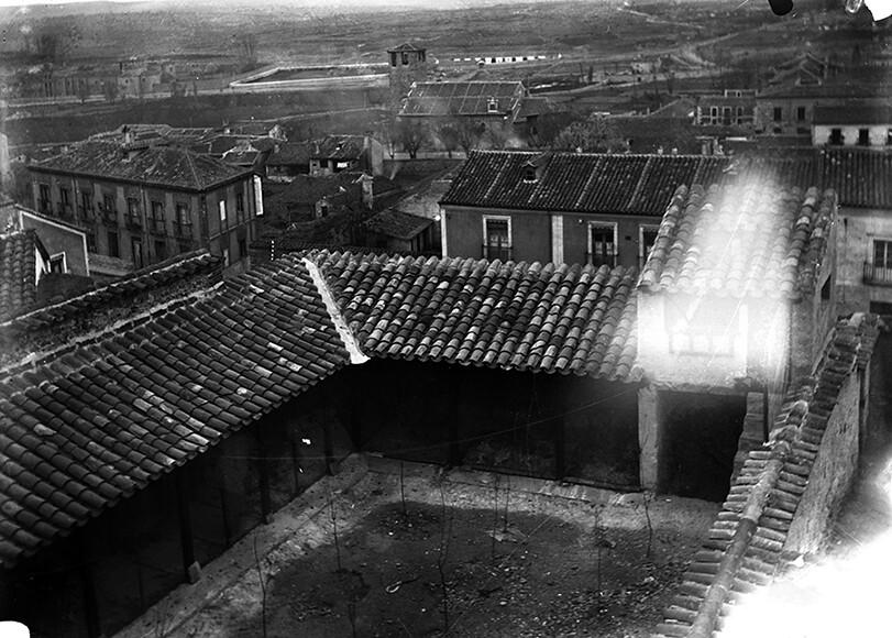 Andres Banos.Avila Banos De Santiuste San Andres C 1908 Fotografi