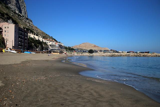 Catalan Bay, Gibaraltar