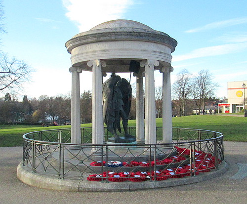 Shropshire War Memorial, Shrewsbury 4 | by jackdeightonsf