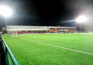 Park Hall Stadium, Oswestry   by jackdeightonsf