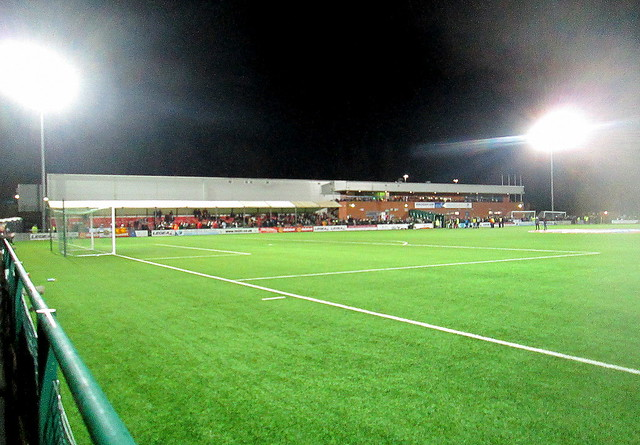 Park Hall Stadium, Oswestry