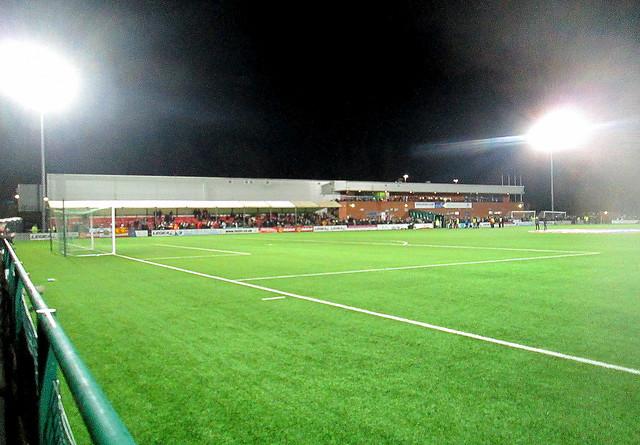 Park Hall Stadium, Oswestry