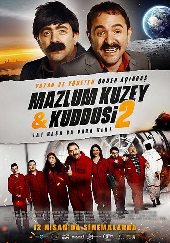 Mazlum Kuzey & Kuddusi 2: La Kasada Para Var (2019)