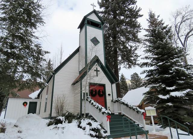 Country Christmas Church