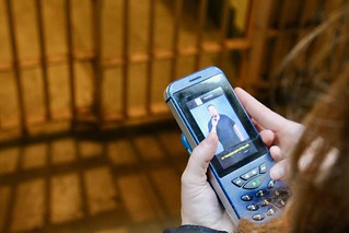 Alcatraz Island: Video Mobile accessibly for the Deaf