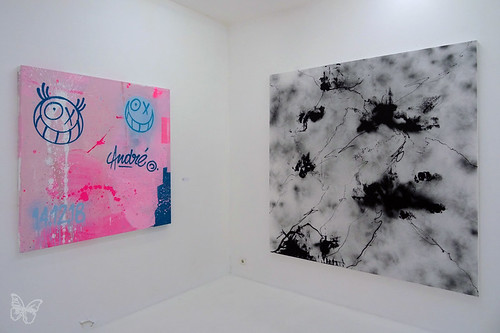 Andre x Futura - Chez Nous | by Butterfly Art News