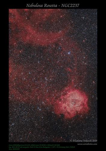 Nebulosa Rosetta - NGC2237 | by AstroBetta