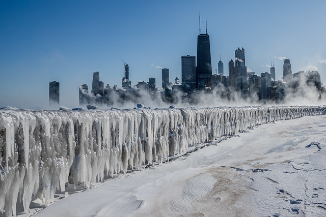 Chicago Polar Vortex 2019