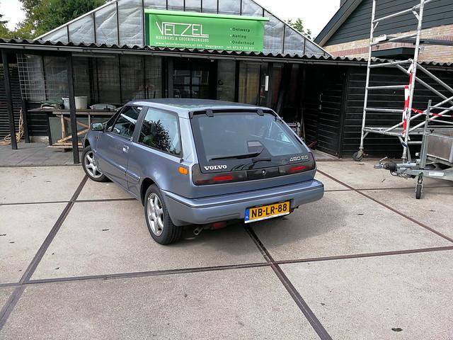 1995 Volvo 480 ES