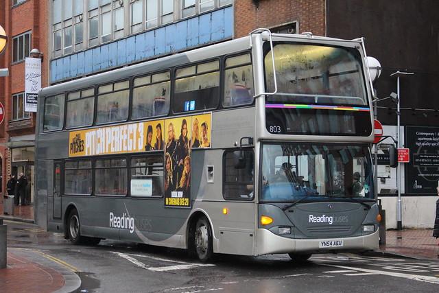 803 YN54AEU Reading Buses