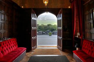 Kylemore Abbey Door | by Strocchi
