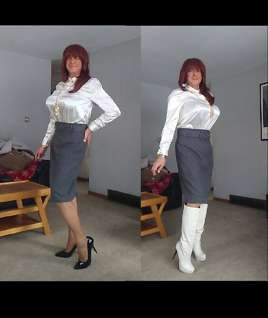 Pumps or Boots?