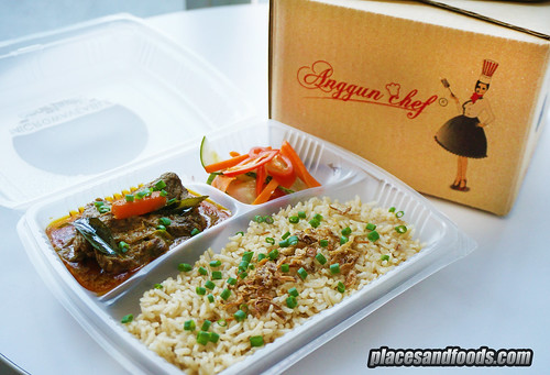 anggun chef rice | by placesandfoods.com