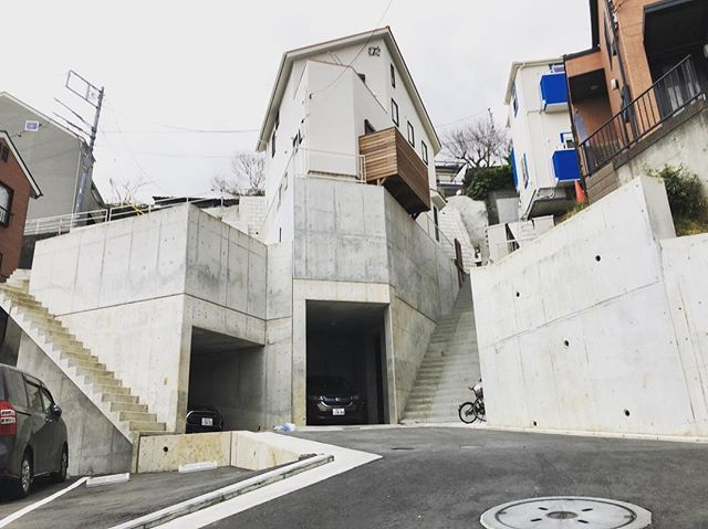 横浜的、な。