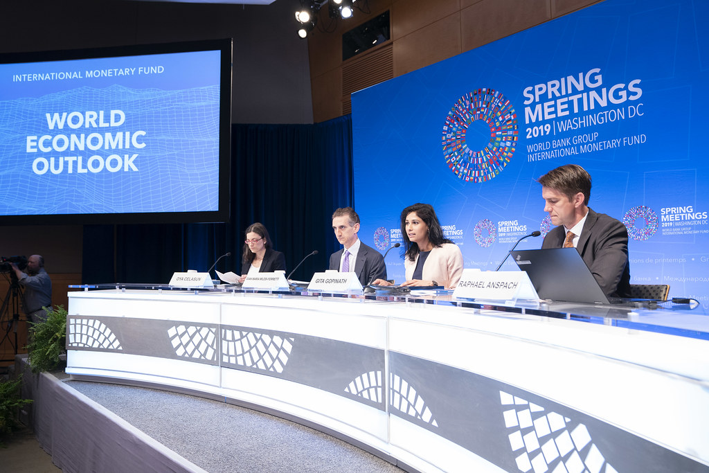 SM19 - Press Briefing - World Economic Outlook | Internation