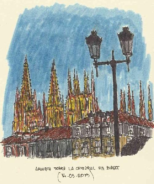 Catedral. Burgos