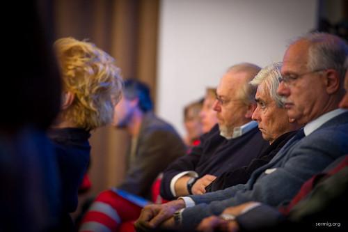 Filippo Grandi all'Arsenale della pace
