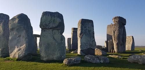 Stonehenge up close and personal. Sunrise and Sunset access   by Stonehenge Stone Circle News www.Stonehenge.News