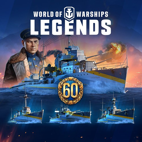 World of Warships: Legends – Ultimate Edition